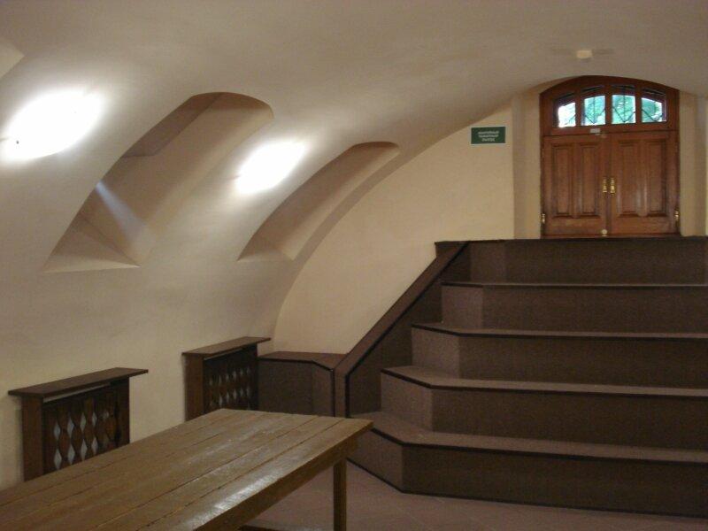 Дом Селиванова, интерьер, 2012 г. цокольный этаж, фото М.Грецкая