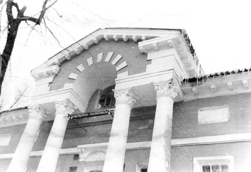 Декор дома Селиванова, 1988 г.