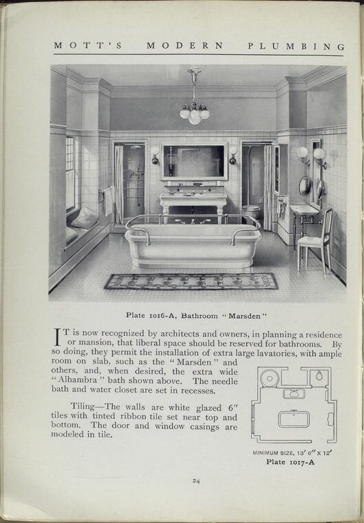 Modern plumbing, no. 6 (1911) (Фото 45)