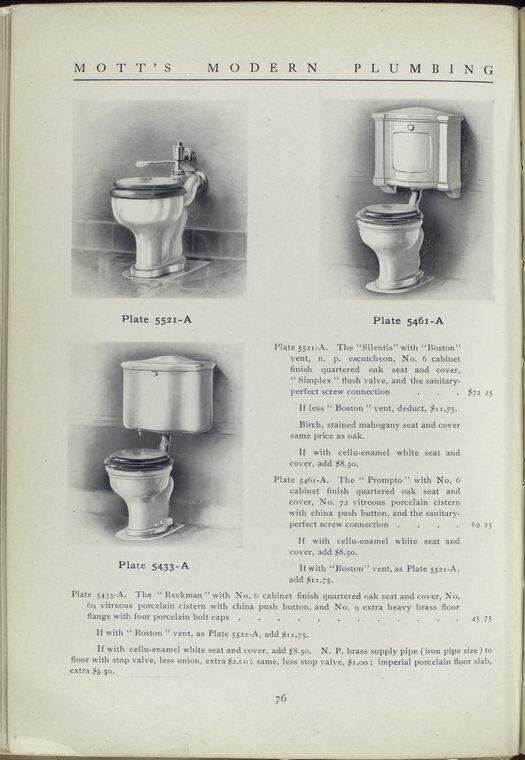Modern plumbing, no. 6 (1911) (Фото 25)