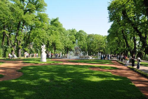 Нью-Летний сад