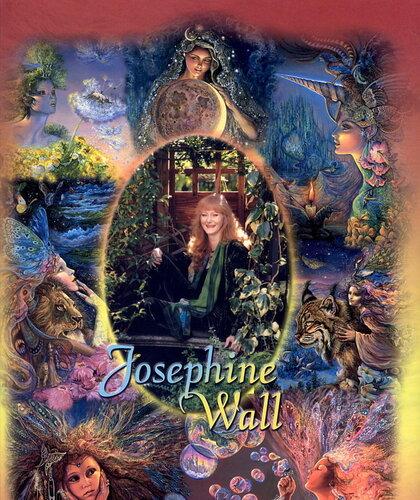 Josephine Wall. Мир фантазий
