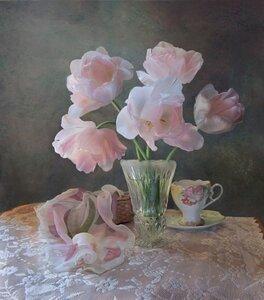 """Тюльпаны """"Анжелика"""""""