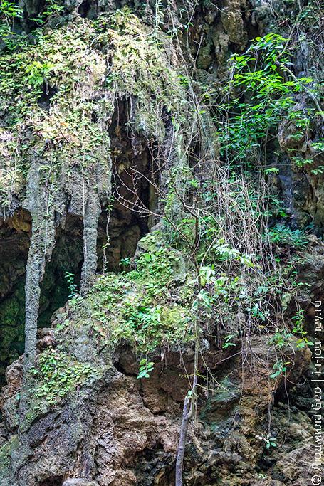 национальный парк эраван ландшафт