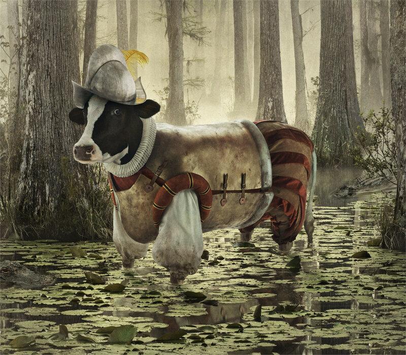 Цифровое искусство от Энди Маара.