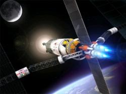 Плазменная ракета может добраться до Марса за 39 дней