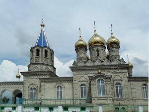 Храм в хуторе Новопокровка ... В июне