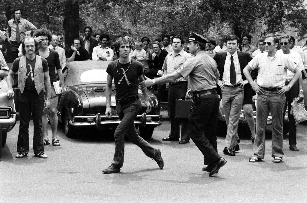 Ранние дни в борьбе за права геев
