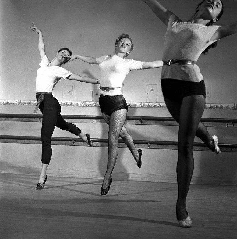 Superstar in Training February 1949