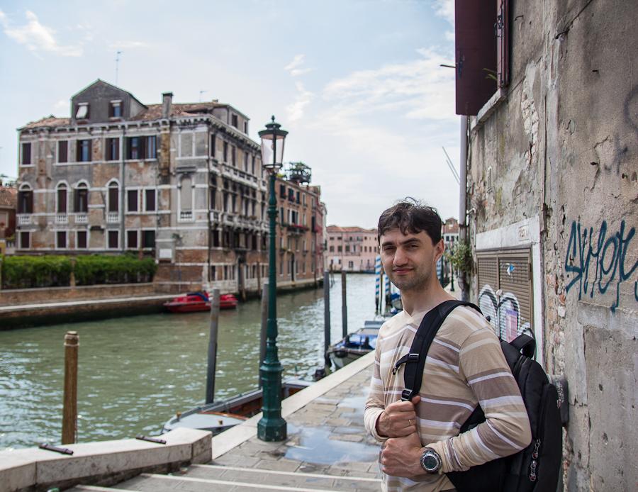 Автопутешествие по Италии