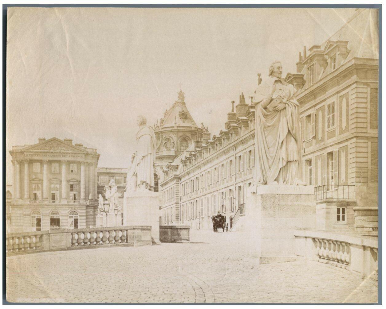 Версальский дворец. Королевская чвсовня
