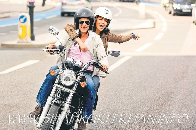 SRK & ANUSHKA SHARMA - Yash Chopra new movie