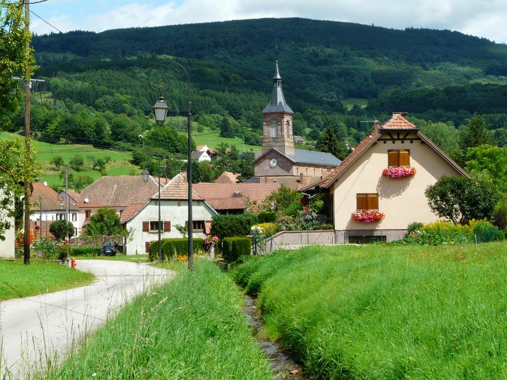фото французских деревень так, ведь шоколад