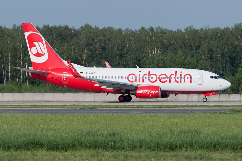 Boeing 737-76J (D-ABLF) Air Berlin DSC0400
