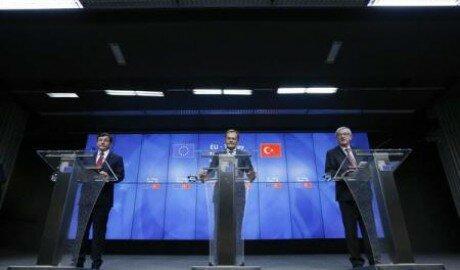 Евросоюз выделяет Турции €3 млрд для беженцев из Сирии