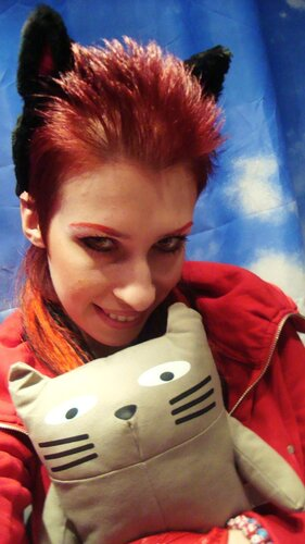 Анна Фрида Бергстрем http://www.fridafreak.ru/