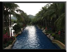 Китай о. Хайнань. Бухта Ялуньвань. Pullman Sanya Yalong Bay Resort & Spa 5*