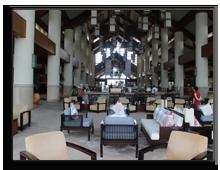 Китай о. Хайнань. Бухта Ялуньвань. Sheraton Sanya Resort 5*