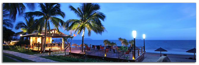 Holiday Inn Sanya Bay Resort Hotel 5*