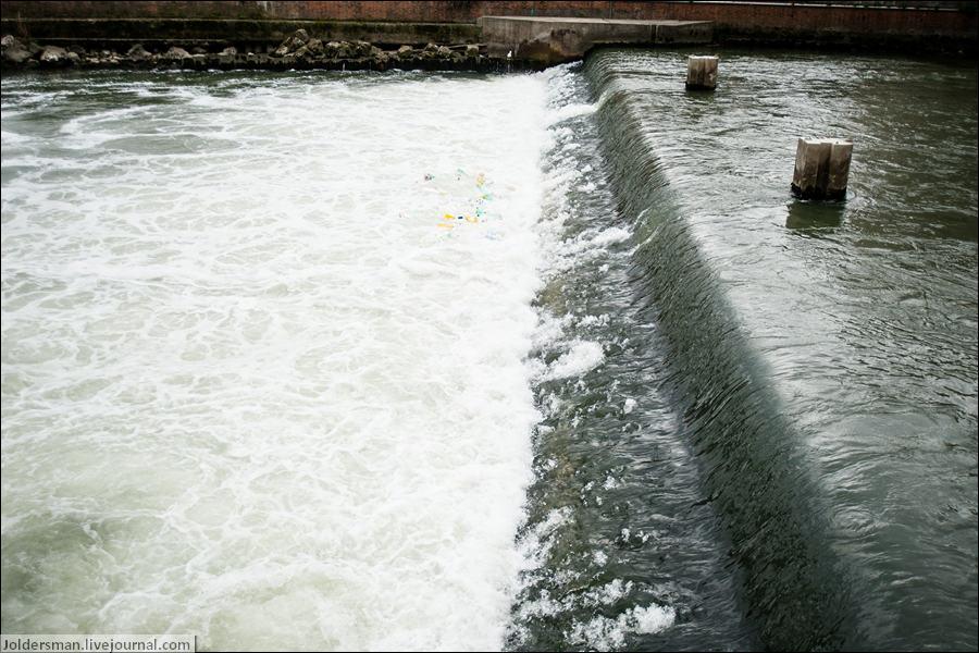 река трастевере