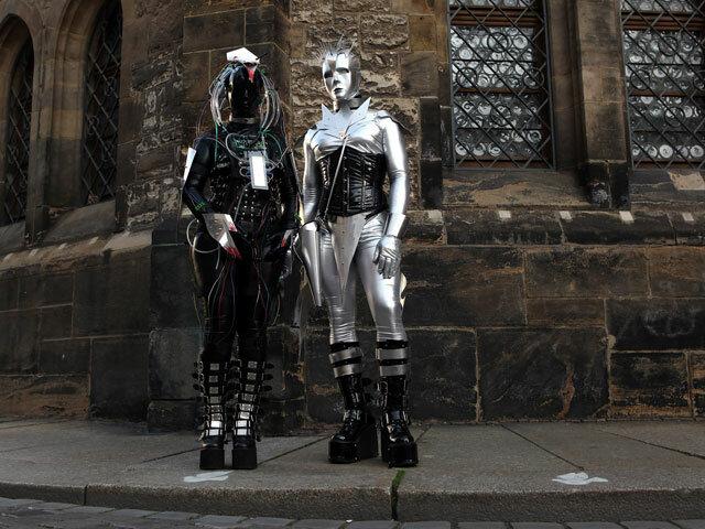 Шокирующий фестиваль в Лейпциге