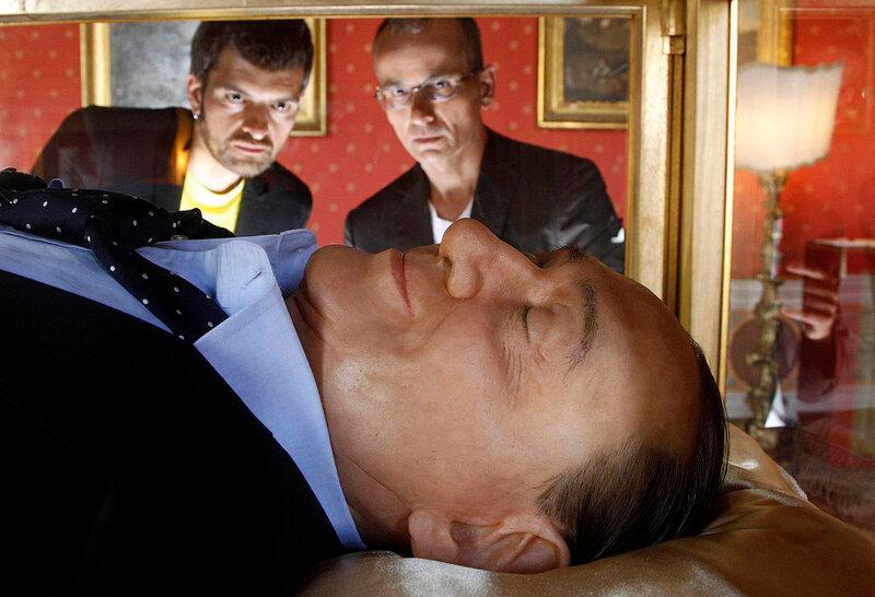 Сильвио Берлускони умер?