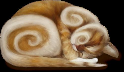 Tubes : Animaux 3D - thème les chats