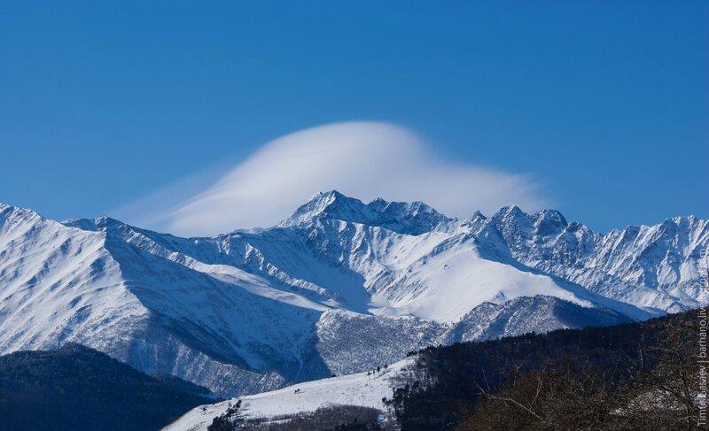 Пейзажи горной Ингушетии (14 фото)
