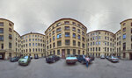 Двор колодец в СПб