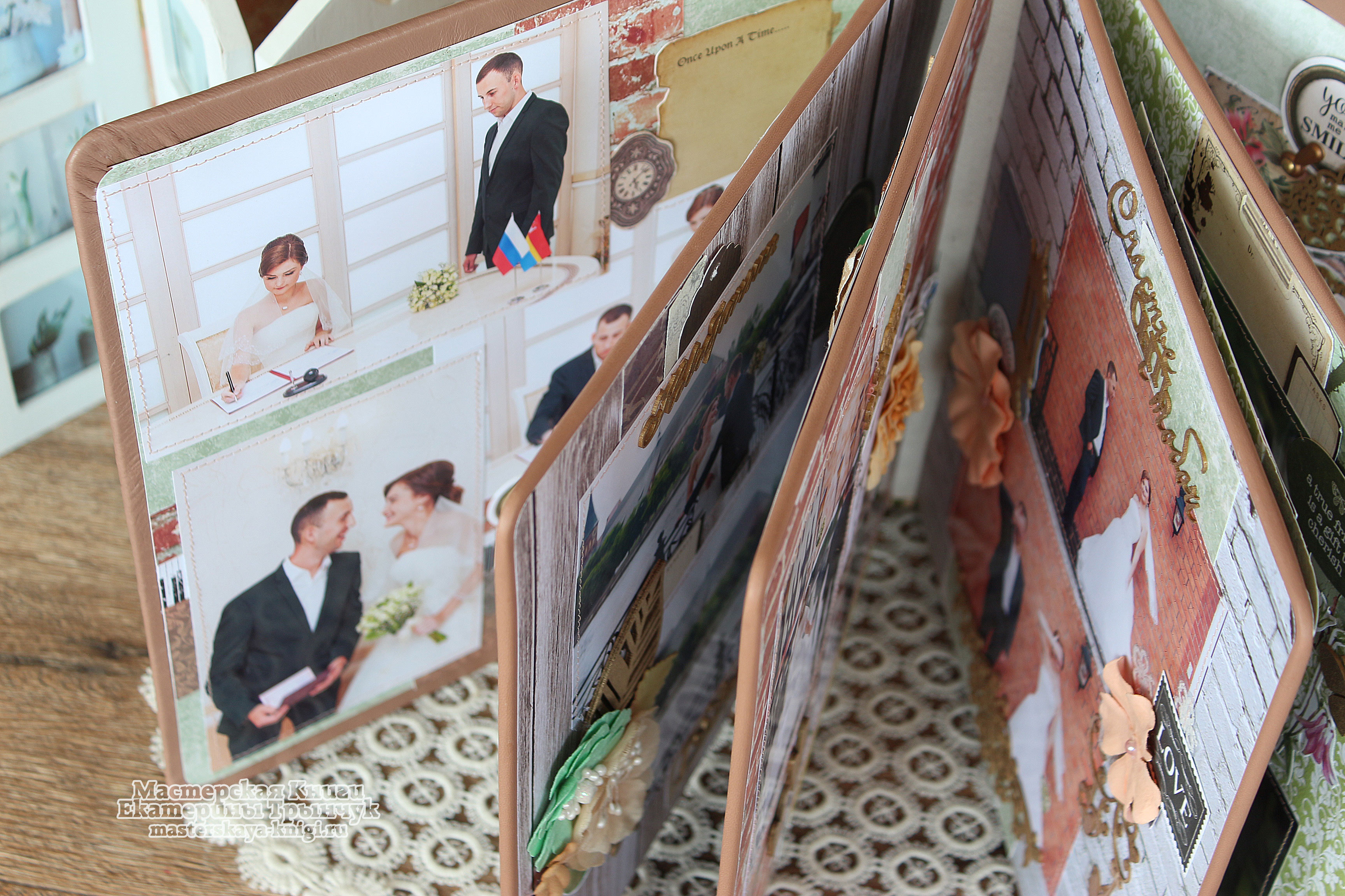 свадебный альбом