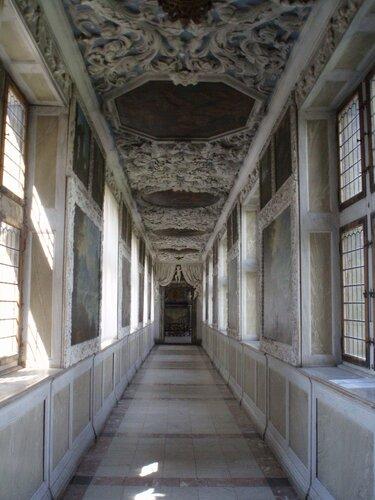 Галерея в Зал аудиенций, Замок фредериксборг