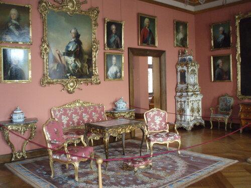 Залы Дворца Фредериксборг
