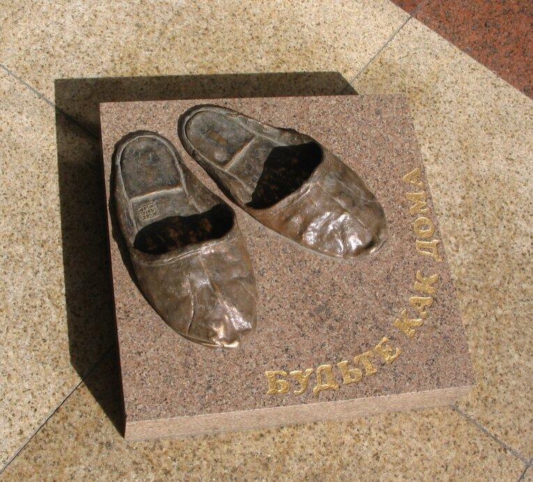 Фото эротических скульптур на улицах города 6 фотография