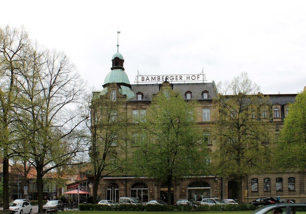 Бамберг. Площадь Шёнлейнплац (Schönleinsplatz)