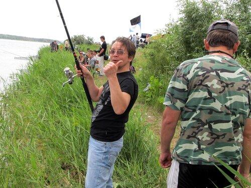 соревнования по рыбалке среди сми