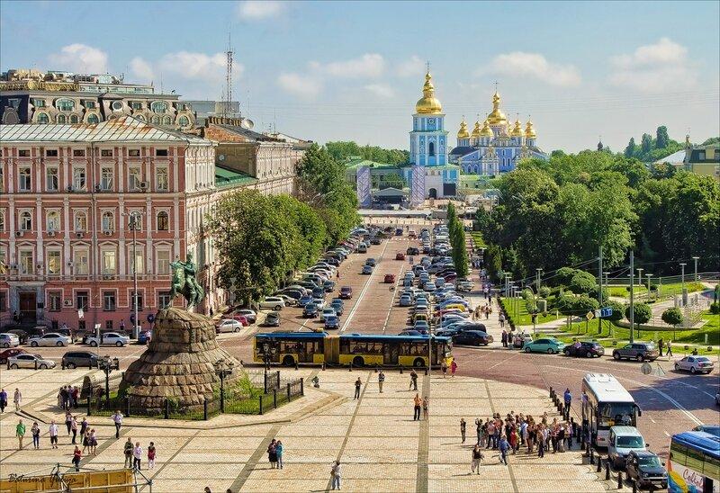 Туристическая площадь