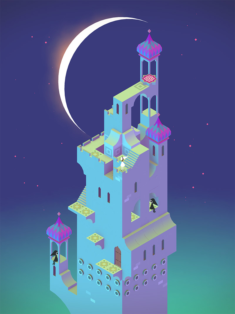 The hype surrounding the new iOS game Monument Valley by ustwo has been almost impossible to ignore