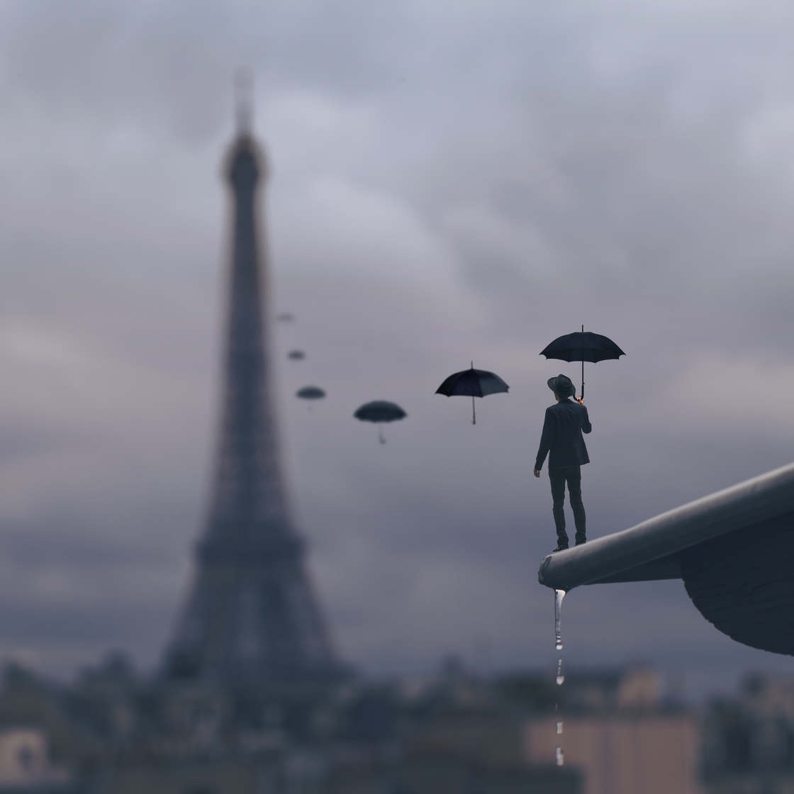 Surrealism and Creativity - Interview with Vincent Bourilhon