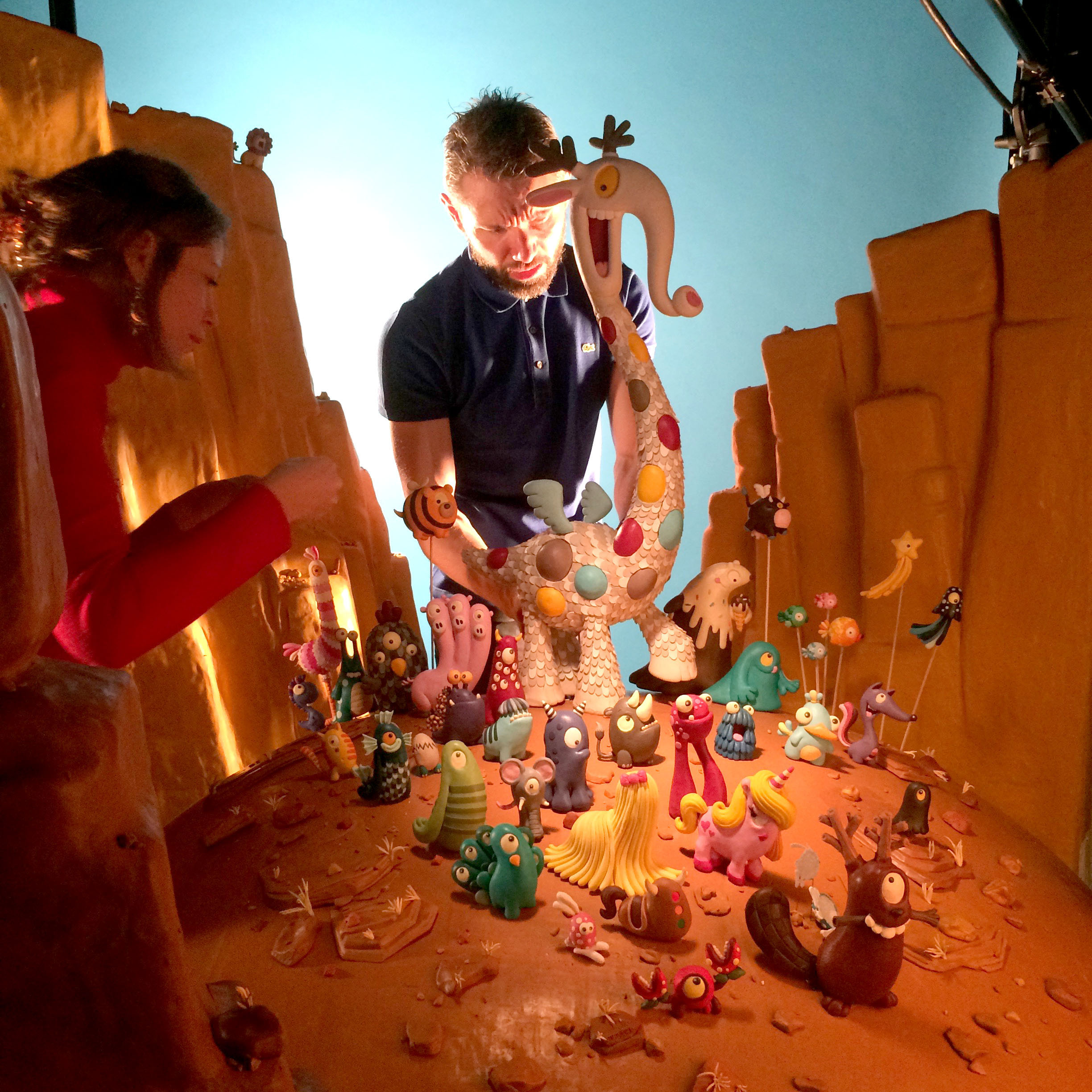 Creative Campaign that Gives Life to the Play-Doh's World