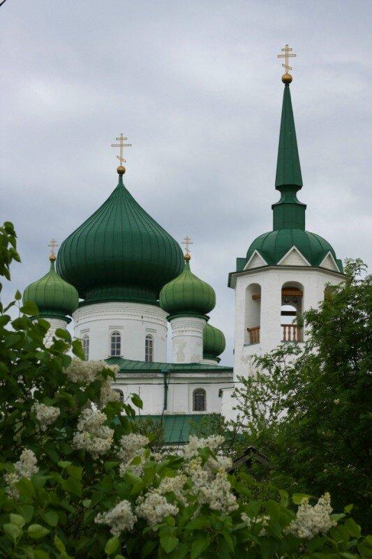 Церковь Рождества Иоанна Предтечи на Малышевской горе