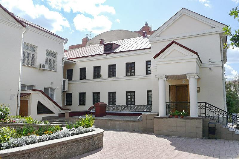 Дом Селиванова, вид со двора, 2011, фото Sanchess