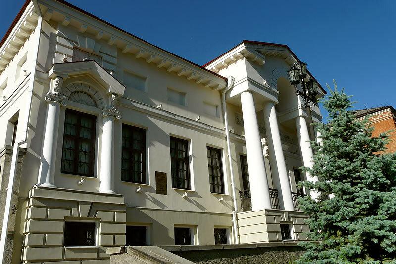 Дом Селиванова, Белгород, памятник архитектуры федерального значения