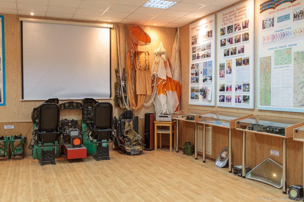 Музей Дальней Авиации, Рязань