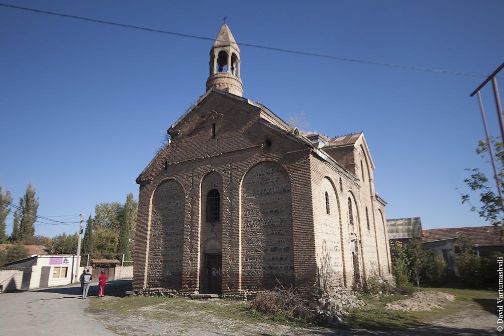Грузия, Мухрани