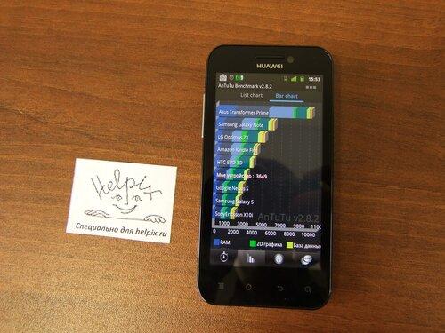 Тест Huawei Honor