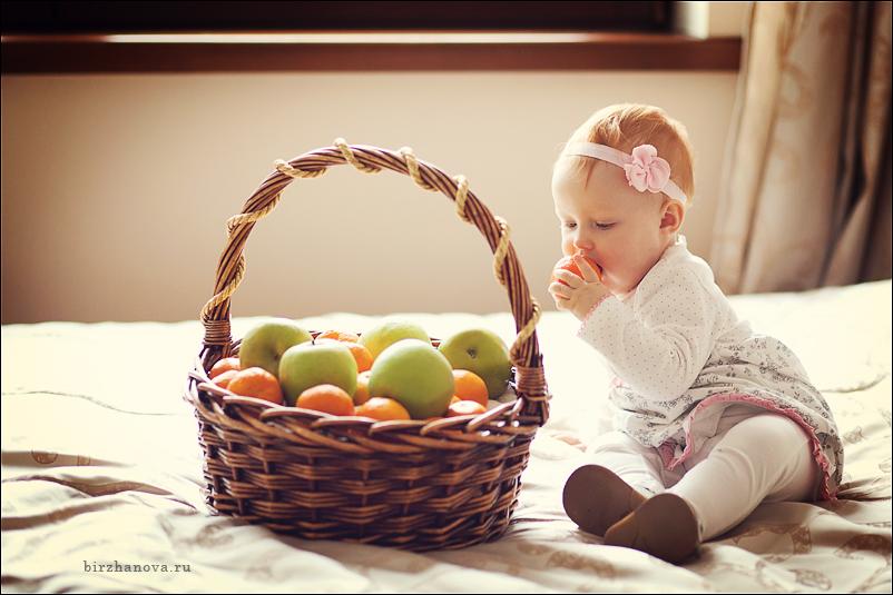 Детский и семейный фотограф Биржанова Юлия
