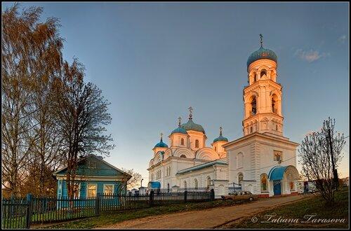 Торжок. Михайло-Архангельский храм.