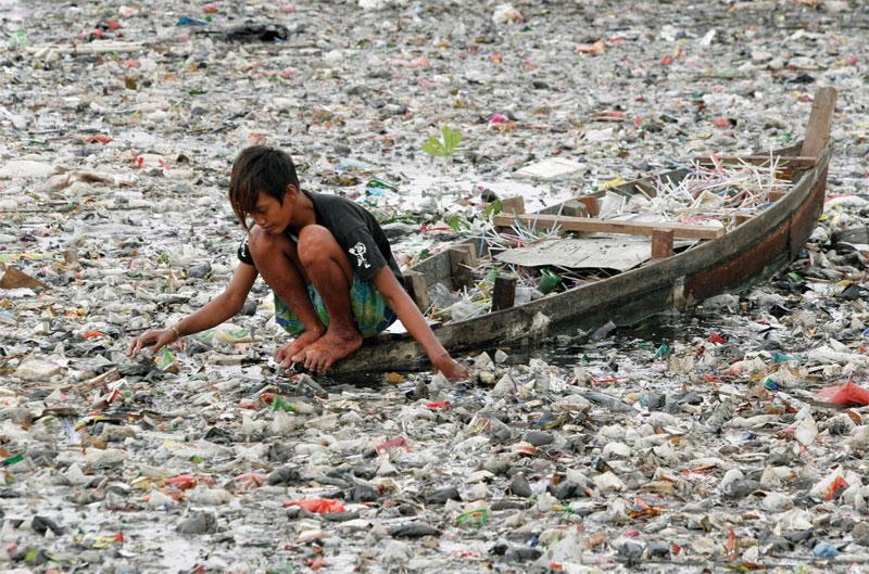 Самая грязная река в мире?