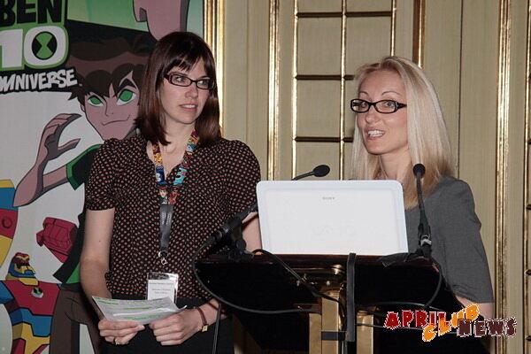 Презентация брендов Cartoon Network в Москве