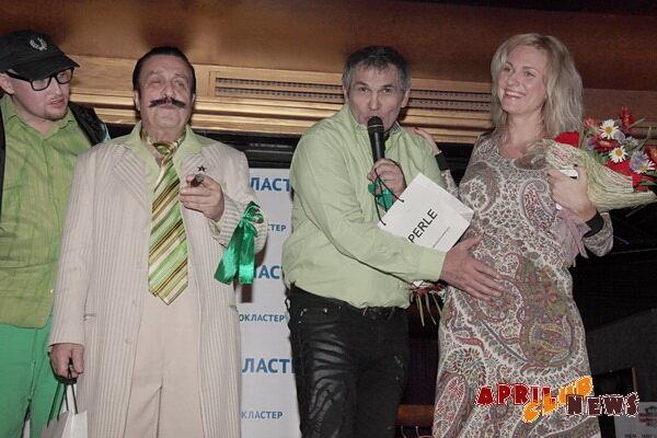 Шура, Вилли Токарев, Бари Алибасов, Катя Гордон